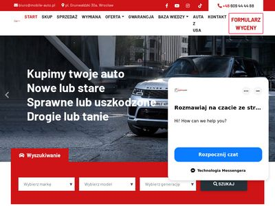 Skup samochodów Wrocław