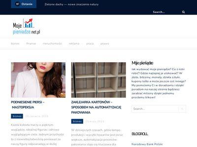 mojepieniadze.net.pl - Porady dla dłużników