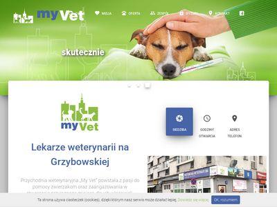My Vet - Weterynarz Środmieście Warszawa