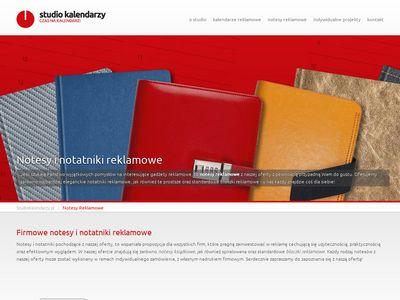 Notes firmowy - StudioKalendarzy.pl