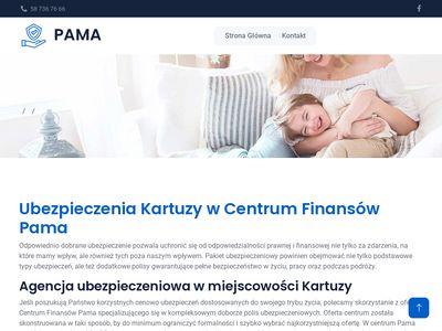 Centrum Finansów PAMA - Kredyty Kartuzy