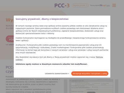 Wszystko o formularzu PCC-3