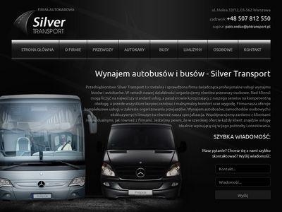 Phtransport - wynajem autokarów