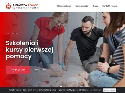 Oferta - Pierwsza Pomoc Toruń - Kamil Kwela - szkolenia i kursy pierwszej pomocy Toruń