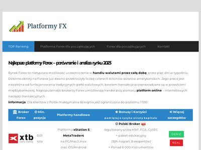 Przewodnik po giełdzie walutowej