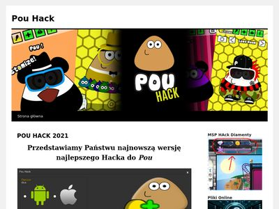 POU HACK 2017- Pou Hack to sposób na kasę, itemy