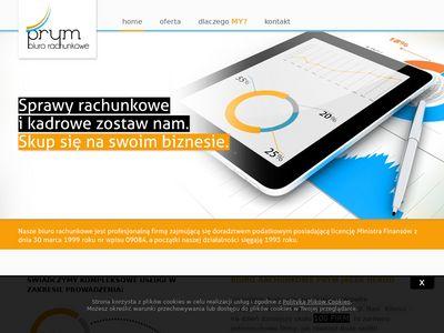 Biuro rachunkowe PRYM - rozliczenia PIT Kraków
