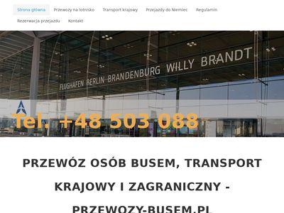 Transport Osób Gorzów