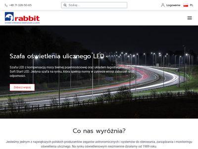 RABBIT Sp. z o.o. - Oświetlenie uliczne i drogowe LED