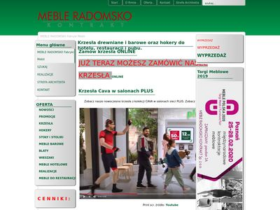 MEBLE RADOMSKO KONTRAKT Sp. z o.o.