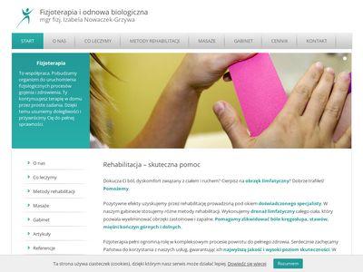 Rehabilitacja i fizjotrapia Kraków