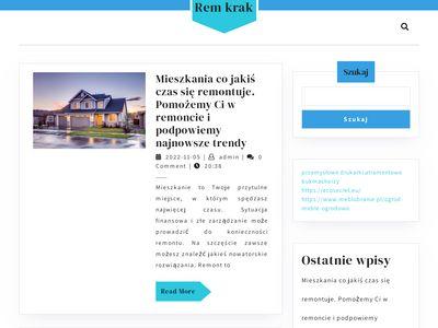 Wykończenia mieszkań Kraków
