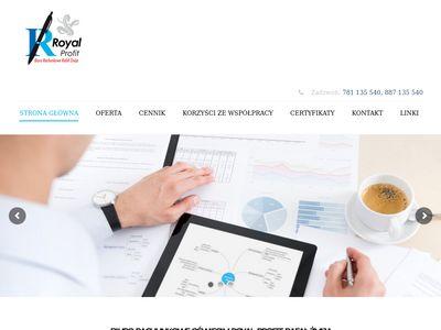 Biuro rachunkowe Oświęcim