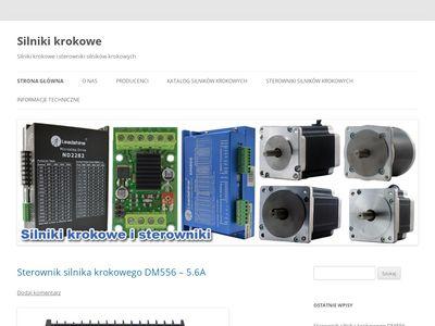 Silniki-krokowe.com.pl - rodzaje silników krokowych