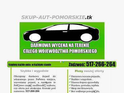 Skup Aut Pruszcz Gdański