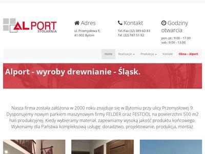 Stolarnia – Alport Śląsk
