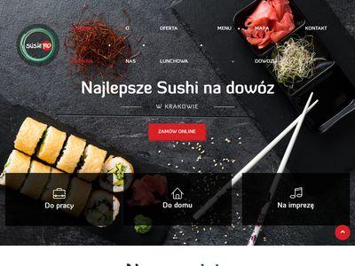 Sushiro - pyszne i zdrowe sushi z Krakowa