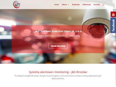 J&S - systemy alarmowe