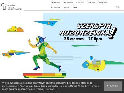 Teatrszekspirowski.pl - Teatr Gdańsk
