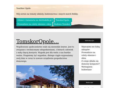 Tomskór - Producent kurtek skórzanych