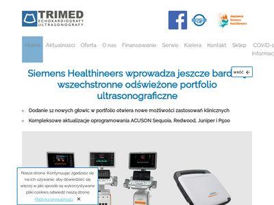 Trimed | USG Siemens Acuson