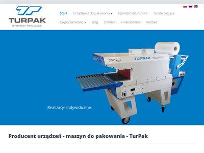 Maszyna pakująca - Turpak.pl