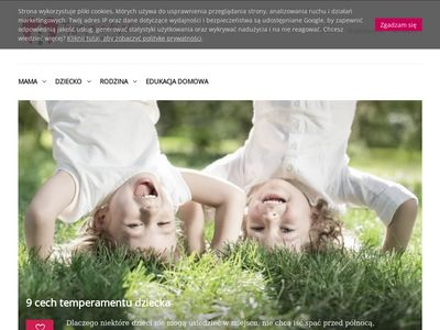 Tygrysiaki.pl - wszystko o przedszkolakach