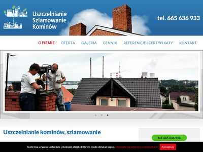Uszczelnianiekominow.pl
