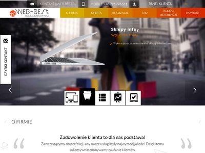 Tworzenie stron mobilnych – Web-Best Kielce