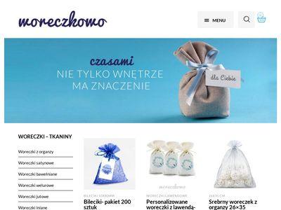 Woreczkowo.pl - woreczki z lawendą