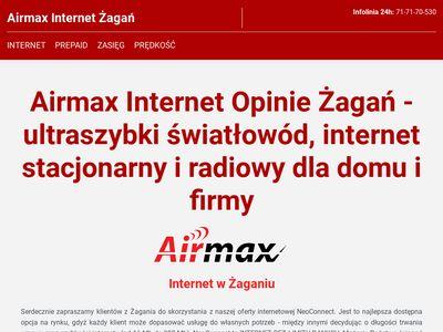 Airmax Żagań