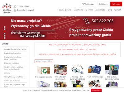 A.R.P. Gadżety reklamowe