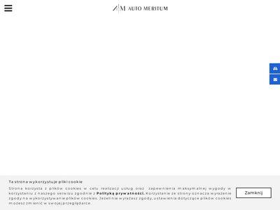 AUTOMERITUM - pewne auto w dobrej cenie