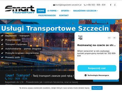 SMART Transport & bagażówki Szczecin