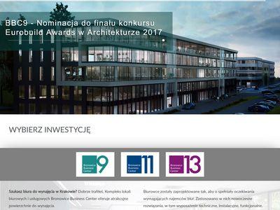 Wynajem biura Kraków
