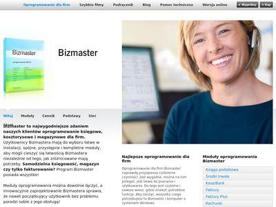 Rozbudowany program do kosztorysowania na bizmaster.pl