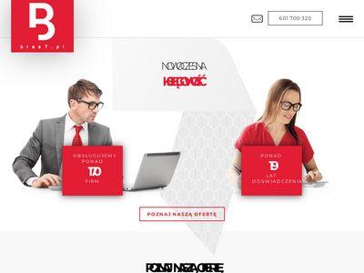 Rachunkowość Poznań - serdecznie zapraszam