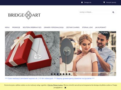 Sklep z Modną Biżuterią - Bridge-Art.pl
