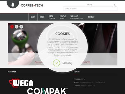 Coffee Tech:: młynek do kawy