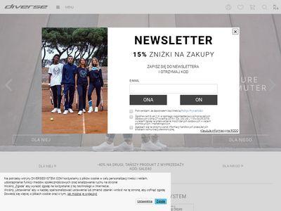 Odzież damska sklep online