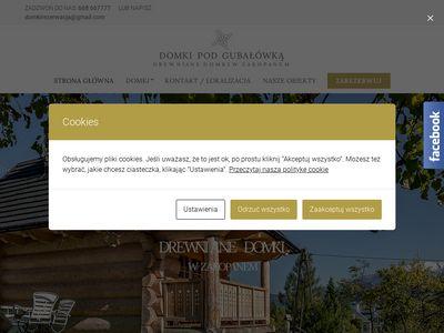 Www.domkipodgubalowka.pl