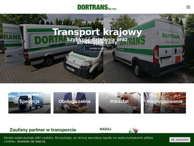 Dortrans Poznań: Intrastat | Transport