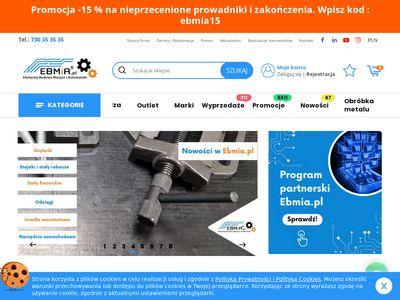 Sterowniki CNC - EBMiA