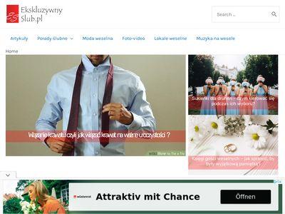 Blog EkskluzywnyŚlub Porady weselne