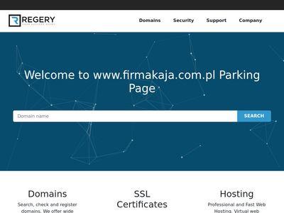 Pranie tapicerki Chorzów - F.H.U. Kaja