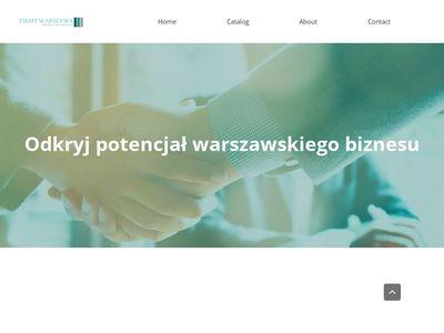 Firmy z Warszawy - baza firm