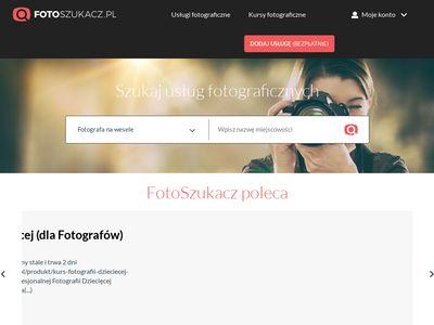 Katalog fotografów
