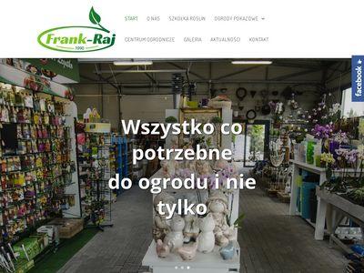 Rośliny ozdobne Gdańsk