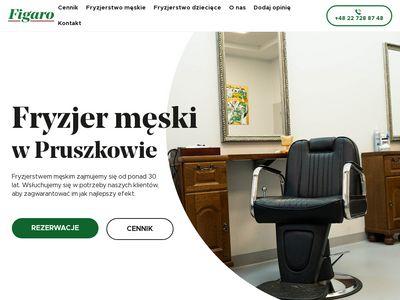 FIGARO Fryzjer Męski fryzjer męski pruszków