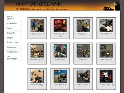 Wojskowe gry online